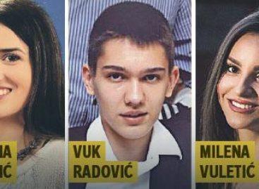 Они су понос Србије: Троје ђака Математичке гимназије у Београду нашло се међу пет најбољих ученика из целог света