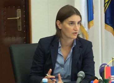 "Брнабић: ""Није ми јасно зашто се синдикат просвете буни"""