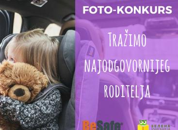 Foto-konkurs: Osvojte vredno auto-sedište!