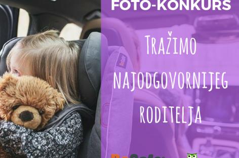 Фото-конкурс: Освојте вредно ауто-седиште!