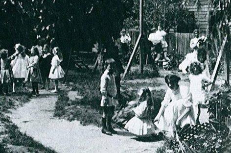 Kaко је настао први вртић пре 177 година