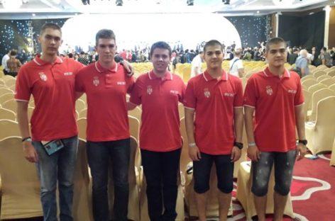 Млади српски физичари освојили пет медаља у Индонезији