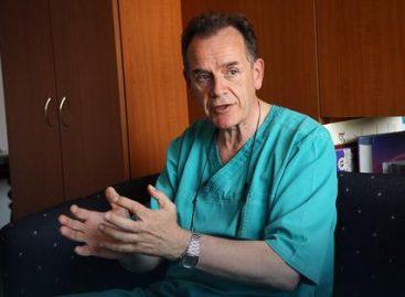 Др Небојша Радуновић: Свакој стотој беби у стомаку неопходна је хируршка интервенција