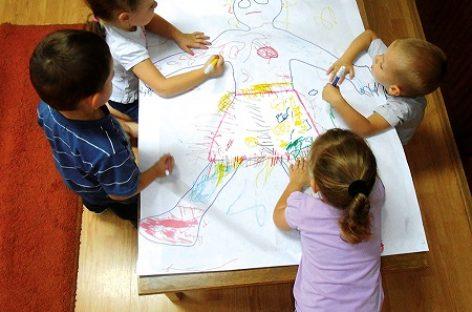 Aktivnosti za decu jaslenog uzrasta – 5 ideja za vaspitače i roditelje