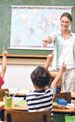 Učiteljici svog deteta treba pre svega da verujete