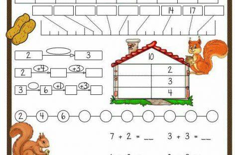 Математика -први разред