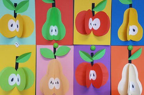 Воће – креативно