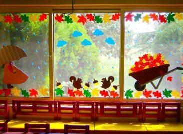 Jesen u učionici – ŠABLON