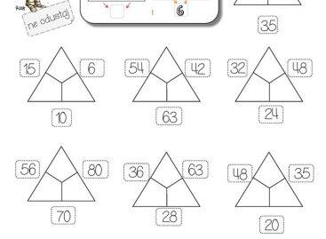 Математичке пирамиде