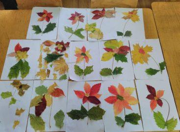 Jeсење чаролије – шта све можете с јесењим лишћем