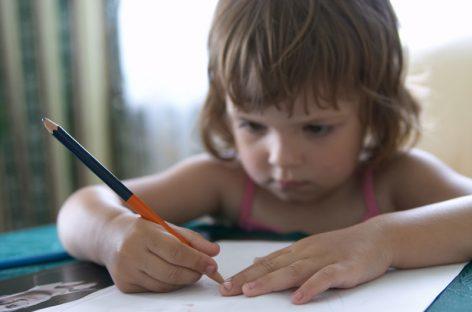 Развој вештине писања – када и како почети са учењем