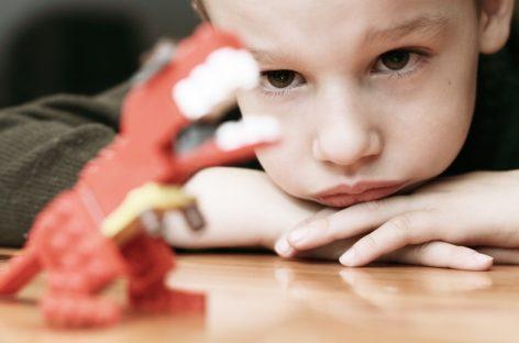 5 знакова да је ваше дете под стресом