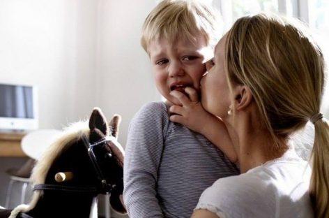 Деца узраста од треће до пете године, ни превише мали, али ни довољно велики