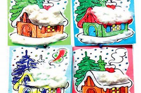 Зимска кућа – ШАБЛОН