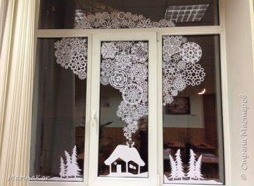 Зимски прозори – ШАБЛОН I