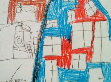 Фазе у развоју дечјег цртежа