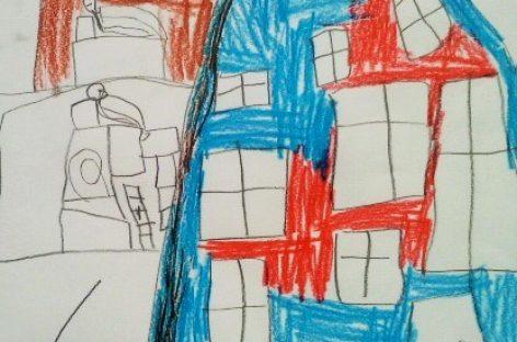 Faze u razvoju dečjeg crteža