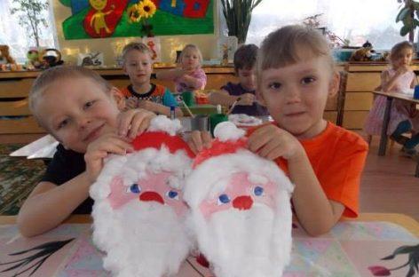 Деда Мраз – ШАБЛОН I