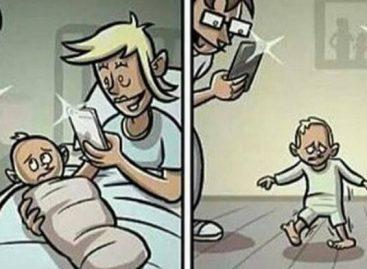 Доказ да ће данашњи родитељи уништити своју децу