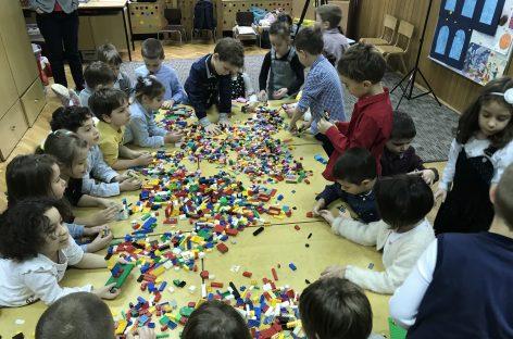 Vrtići i škole su se takmičili, a ovo su najbolje LEGO® BAJKE