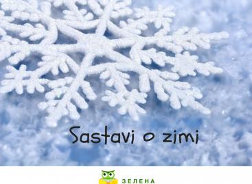 Састави о зими – одабрани радови (3. део)