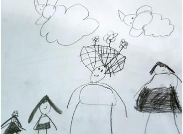 Шта нам величина, однос величина и пропорције на децијем цртежу говоре