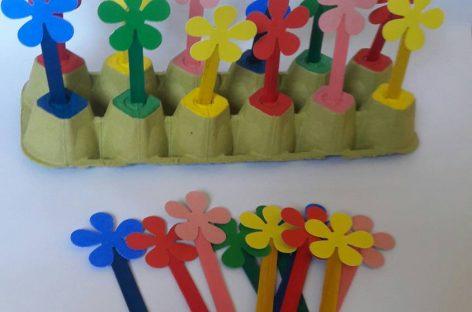 Креативне идеје – пролеће (картон)