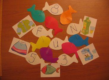 Пецање – направите сами едукативну игру за учење математике, енглеског, српског…