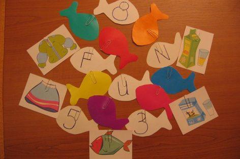 Pecanje – napravite sami edukativnu igru za učenje matematike, engleskog, srpskog…
