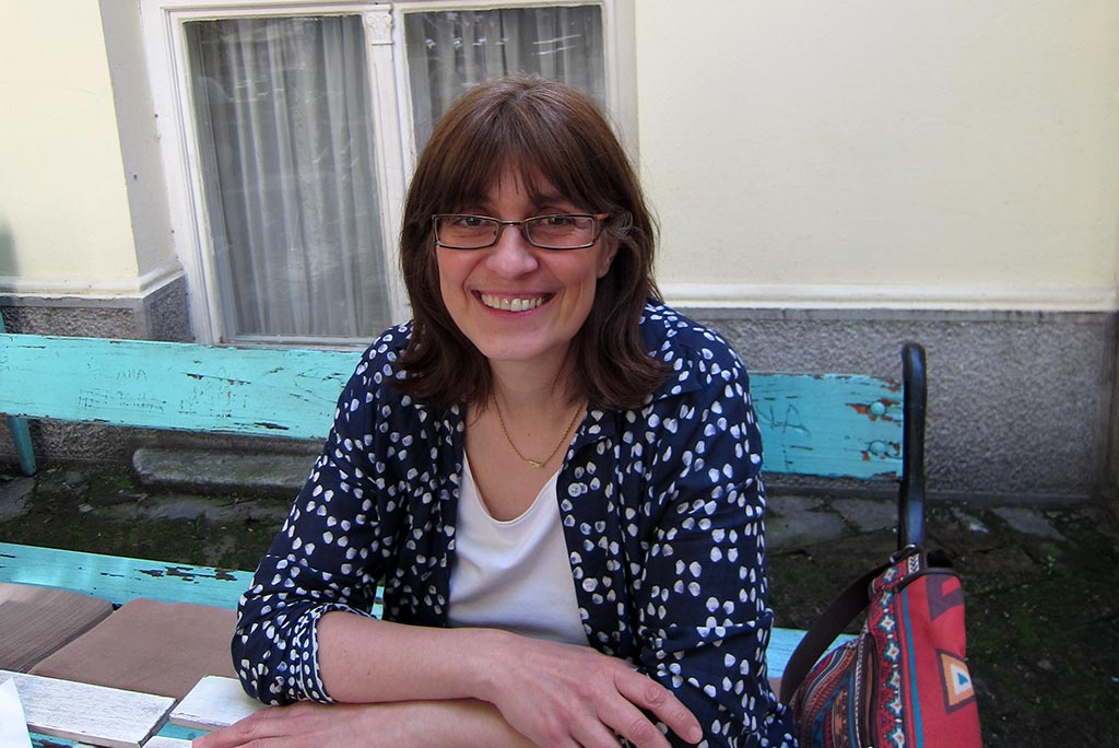 Јасминка Петровић (Фото: Часопис Куш)
