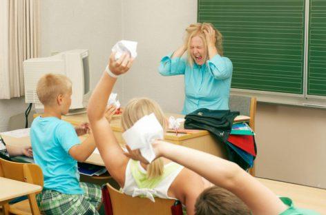 Родитељ: Учитељи су одговорни за дечје знање… Учитељ: Можемо тако, али…