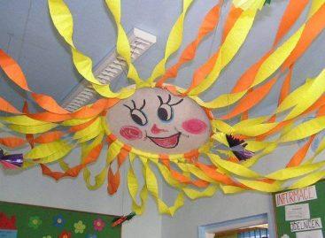 Сунце у учионици