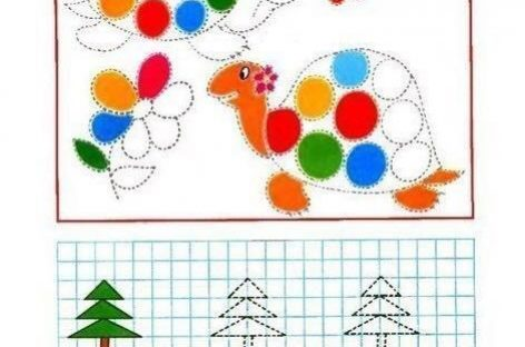 Помозите деци да развијају графомоторику