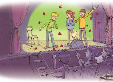 Данас прескочите цртани и одведите дете на представу јер, данас је Светски дан позоришта!