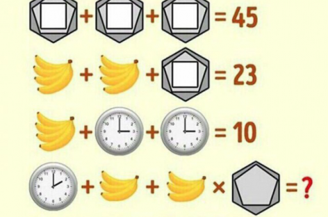 Koji broj je rešenje?