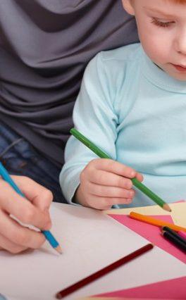 Kako da pomognete detetu da savlada veštinu koja mu teže ide