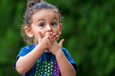 Наше дете је лепо васпитано и говори ружне речи