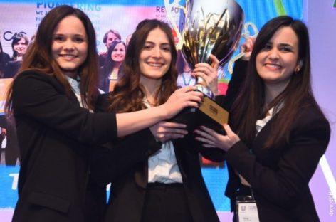 Студенткиње ФОН-а победиле на такмичењу у Лондону