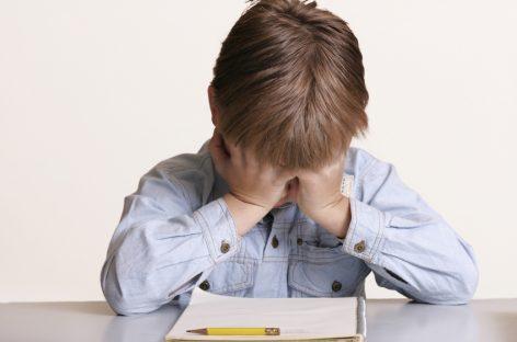 Када писање не иде – шта је то дисграфија?