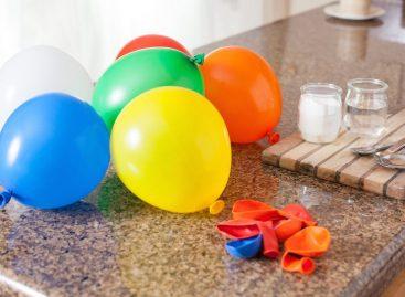 Направите летеће балоне, без хелијума