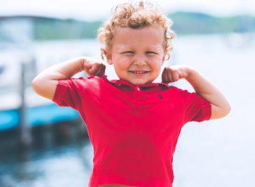 Самопоуздање се гради до 5. године (и седам ствари које помажу да га дете изгради)