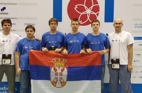 Hoćemo li ih dočekati na balkonu? Učenici iz Srbije osvojili tri medalje na Olimpijadi iz informatike