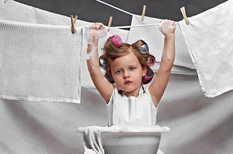 Дечји бисери: Морају ли и маме јести траву да би им из груди текло млеко?
