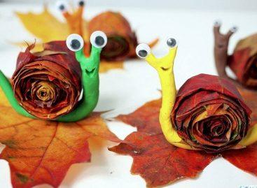 Jesenje lišće kao inspiracija