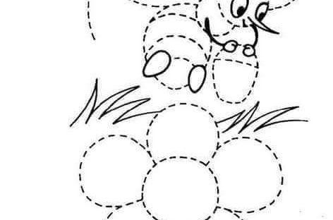 Materijali za vežbanje grafomotorike (za štampu)