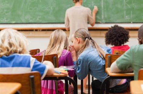 Професорка из Амерке: Ово  пишем да бих објаснила како функционише америчко школство