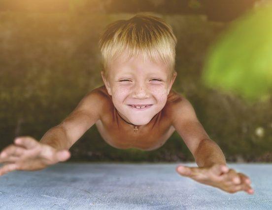 Како да одгајите добро дете, уместо детета које се само плаши да буде лоше