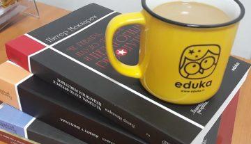 """Зборник """"Час за углед"""", дигитални уџбеници, курсеви на Мудлу и други новитети на Едукином штанду"""