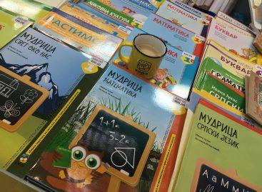 Bogata ponuda na Edukinom štandu – izdanja za vaspitače, nastavnike i decu