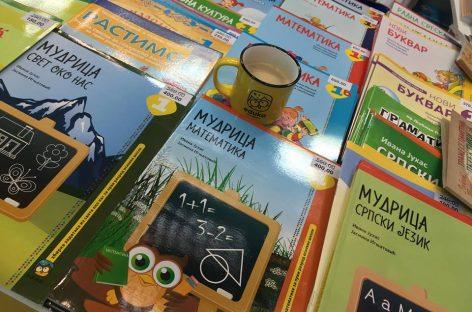 Богата понуда на Едукином штанду – издања за васпитаче, наставнике и децу